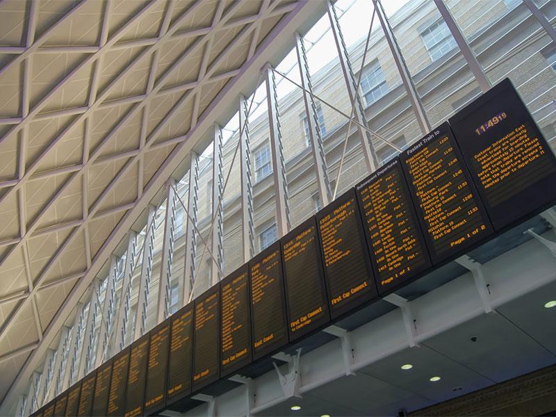 Kings Cross Western Concourse