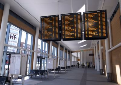 Leicester Bus Station