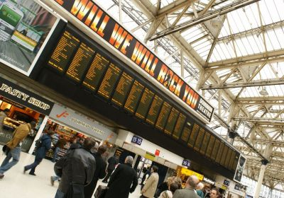 London Waterloo Station
